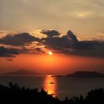 Sunset of Namhae_2_Korea