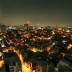 Dawn town_Seoul